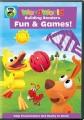 Wordworld. Fun & games! [videorecording]