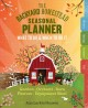 The backyard homestead seasonal planner : what to do & when to do it