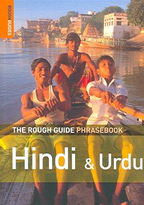 Rough Guide Phrasebook Hindi and Urdu book cover