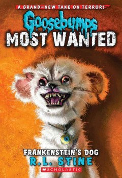 Goosebumps Most Wanted: Frankenstein's Dog, reviewed by: Aidan Reef <br />