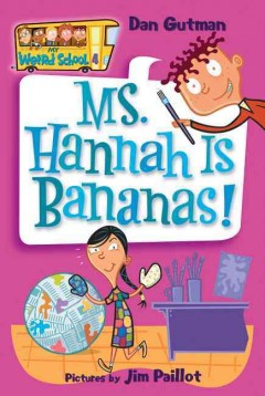 Ms. Hannah is Bananas!, reviewed by: Alice <br />