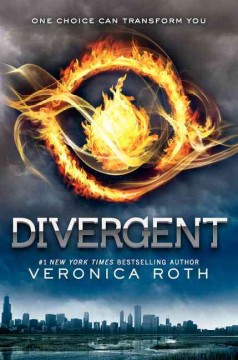 Divergent, reviewed by: Katie <br />