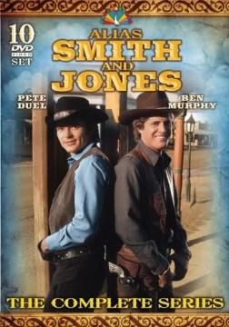 Alias Smith and Jones Complete Series