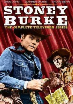 Stoney Burke- The Complete Series