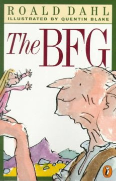 The BFG, reviewed by: Maya  <br />