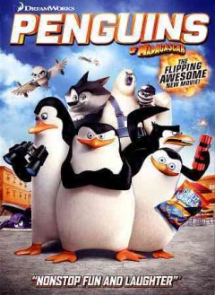 Penguins of Madagascar [Motion Picture : 2014]