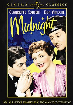 Midnight [Motion picture - 1939]