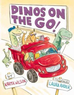 Dinos on the Go!