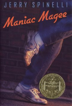 Maniac Magee, reviewed by: halston <br />