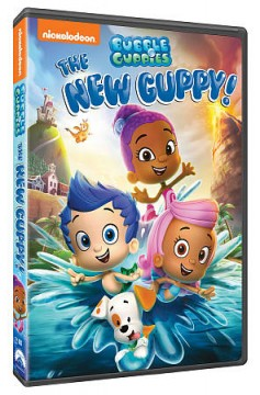 Bubble Guppies- The New Guppy!