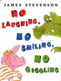 No laughing, no smiling, no giggling