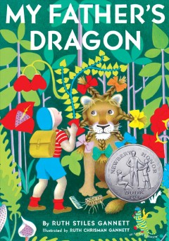 My Father's Dragon, reviewed by: Cy <br />