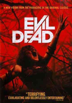 Evil dead [Motion picture : 2013]