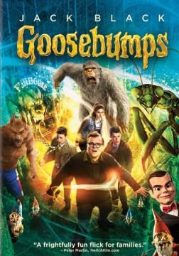 Goosebumps [Motion Picture : 2015]