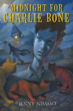 Charlie Bone series,