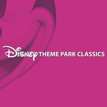 Disney. Theme park classics.