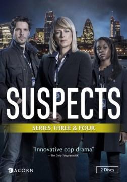 Suspects Series 3 & 4