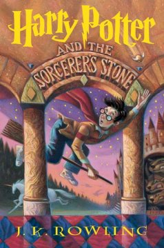 Harry Potter and the sorcerer's stone,