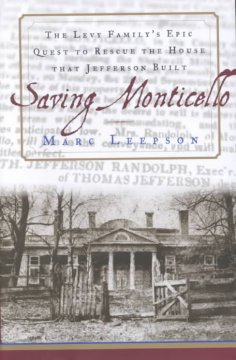 Saving Monticello
