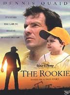 The Rookie [Motion Picture : 2002]