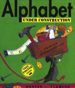 Alphabet Under Construction, reviewed by: Thomas <br />
