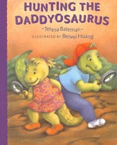 Hunting The Daddyosaurus