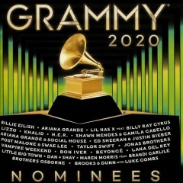 2020 Grammy nominees.