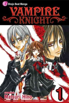 Vampire knight, reviewed by: Makayla Reppert <br />