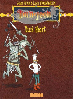 Dungeon (any book), reviewed by: Stella <br />