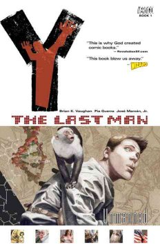 Y, the Last Man. 1, Unmanned