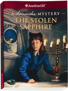 The Stolen Sapphire, reviewed by: Avery Njau <br />