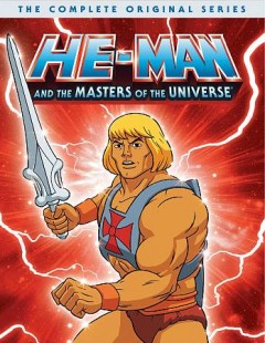 He-man and the masters of the universe. Season 2, episodes 41-65.