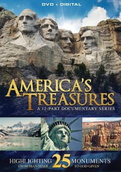 America's treasures - a 12-part documentary series