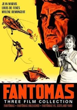 Fantomas- Three Movie Collection