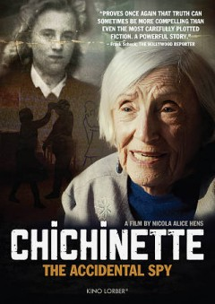 Chichinette- The Accidental Spy