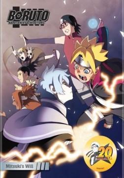Boruto, Naruto next generations. Mitsuki's will