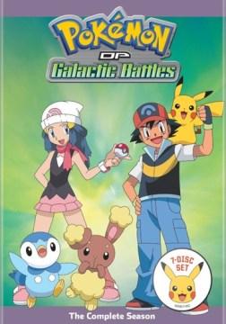 Pokemon DP. Galactic battles - the complete season