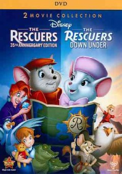 Rescuers, The / Rescuers Down Under, The