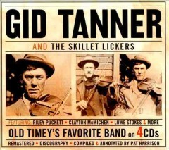 Gid Tanner and The Skillet Lickers