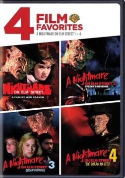 4 Film Favorites- Nightmare on Elm Street