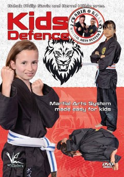 Kids defense - martial arts made easy.