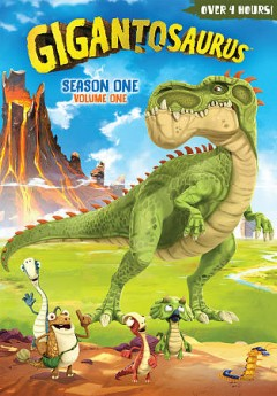 Gigantosaurus. Season one, Volume one