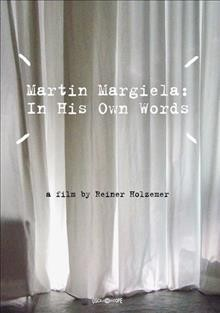 Martin Margiela - in his own words