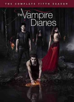 The vampire diaries - The complete fifth season