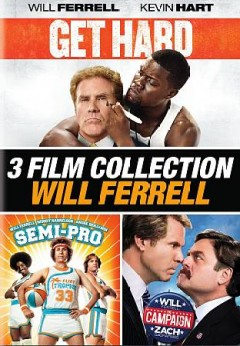 3 Film Collection- Will Ferrell