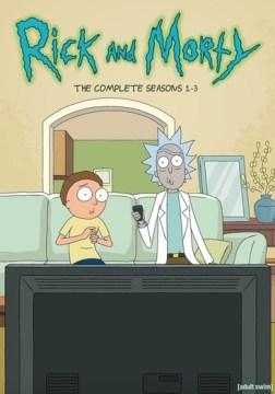 Rick and Morty Seasons 1-3