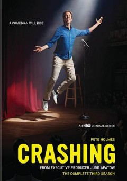 Crashing. The complete third season