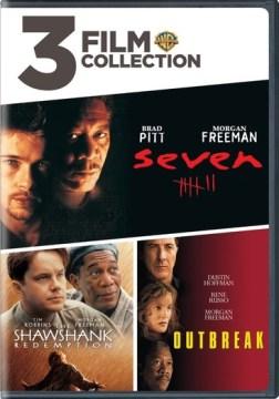3 Film Collection - Morgan Freeman