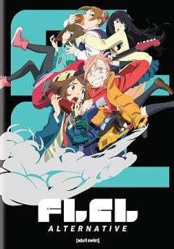 Flcl- Alternative Season 1