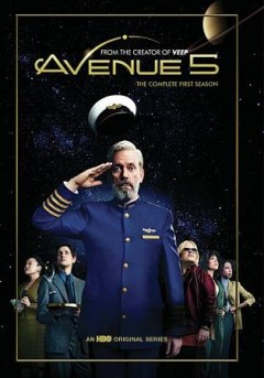Avenue 5. The complete first season